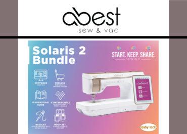 Baby Lock Solaris Bundle Deal